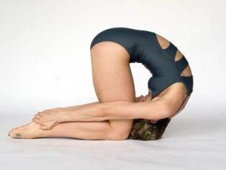 Йога для китайских мастеров